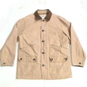 Orvis Chore Coat Barn Jacket Size Large
